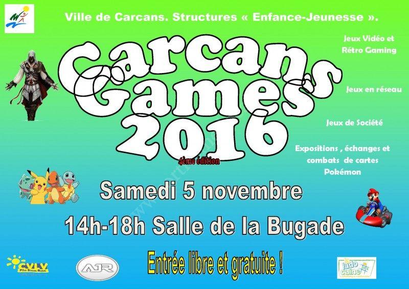 Se divertir dans le m doc agenda carcans games 2016 - Carcans maubuisson office de tourisme ...
