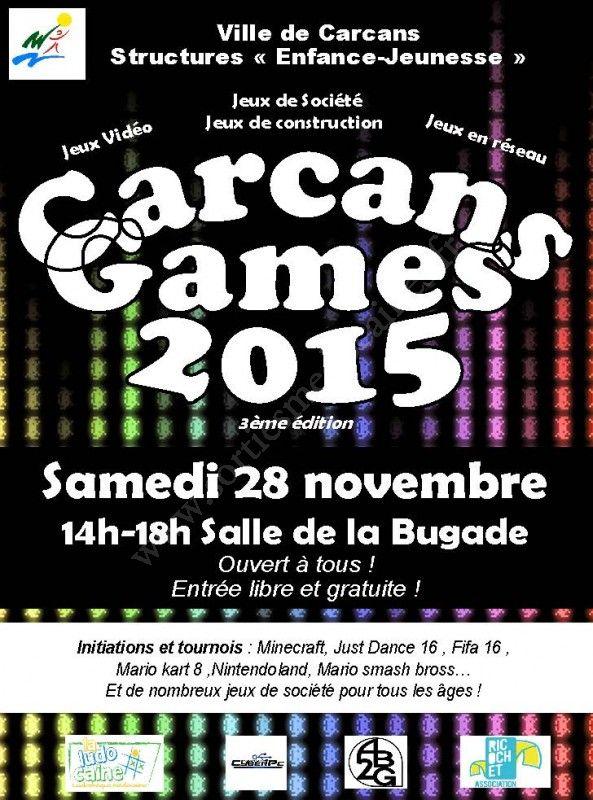 Se divertir dans le m doc agenda carcans games - Carcans maubuisson office de tourisme ...
