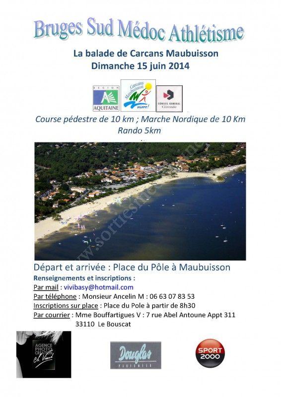 Se divertir dans le m doc agenda la balade de carcans maubuisson - Maubuisson office de tourisme ...