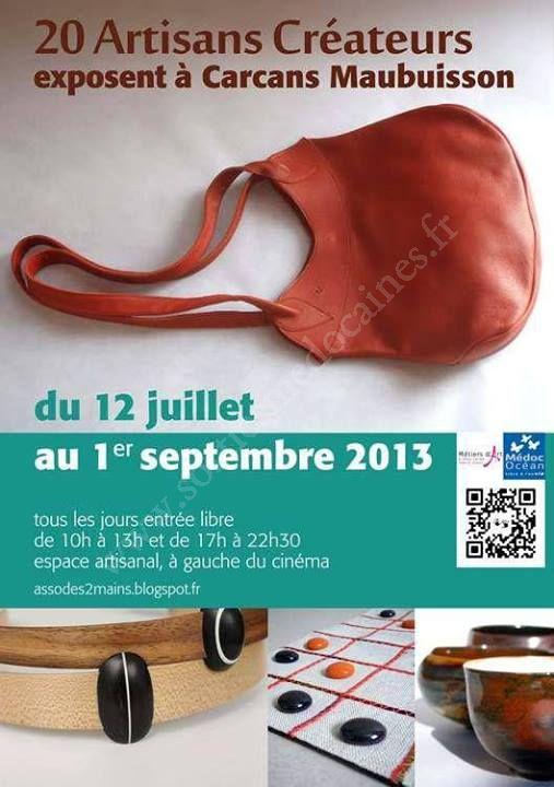 Se divertir dans le m doc agenda exposition - Carcans maubuisson office de tourisme ...