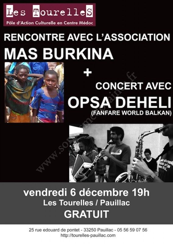 Rencontre burkina faso
