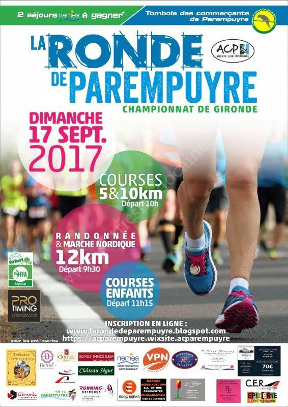 """Résultat de recherche d'images pour """"ronde de parempuyre 2017"""""""