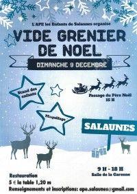 Vide-Grenier de Noël
