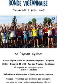 Ronde Vigeannaise 2018