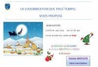 Le Conte de Noël de Jean Loustic