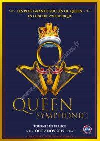 Queen Symphonic - Concert Symphonique / Arkéa Arena
