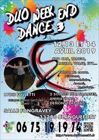 Duo Week-End Dance