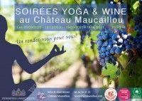 Soirée Yoga & Wine - Soirée Automne