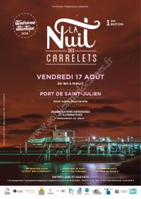La Nuit des Carrelets 2018