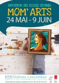 Exposition Mom'Arts 2018