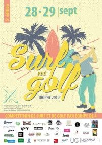 Surf & Golf Trophy 2019