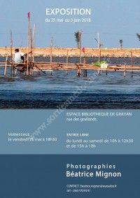 Exposition de Photographies - Béatrice Mignon