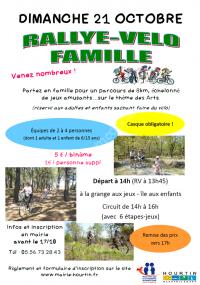 Rallye Vélo Famille 2018