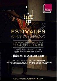 Les Estivales de Musique en Médoc 2019