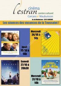 Cinéma de la Toussaint : Photo de Famille