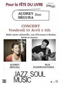 Concert Audrey Ségura Duo
