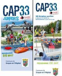 CAP 33 / CAP 33 Junior Grayan-et-l'Hôpital 2017