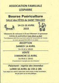 Bourse puériculture
