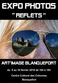 Exposition Photos Reflets