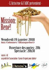 Mission : René !