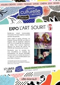 Expo l'Art Sourit