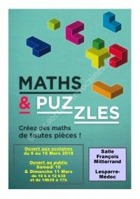 Exposition Maths & puzzles