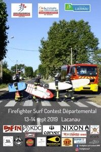Firefighter Surf Contest 2019
