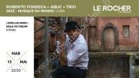 Roberto Fonseca Trio en concert