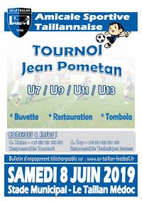 Tournoi Jean Pometan 2019