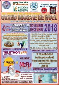 Marché de Noël & Téléthon 2018