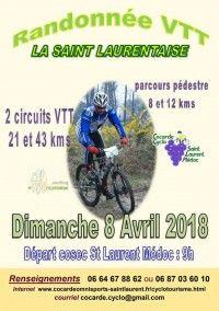 La Saint Laurentaise VTT 2018