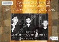 Festival Voûtes et Voix 2018