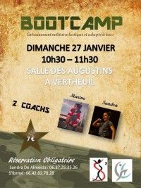 Stage Bootcamp