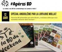 ApéroBD 2 : Spécial Festival d'Angoulême