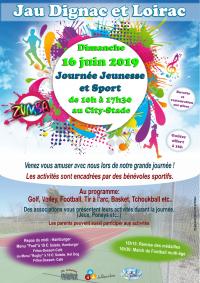 Journée jeunesse et sport