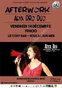 Concert duo Alys Dro