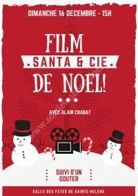 Film de Noël : Santa & Cie