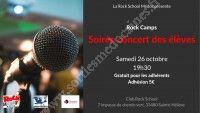 Concert des Eléves