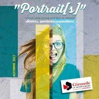 """Festival dans les Bibliothèques """"Portraits"""""""