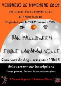 Bal Halloween 2019