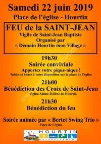 Feu de la Saint-Jean 2019
