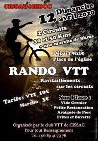 Rando VTT et Marche