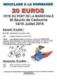 Fête du Port de la Maréchale 2018