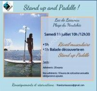 Stand Up and Paddle !