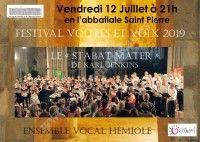 Festival Voûtes et Voix 2019