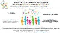 Festival des Savoir-Faire et du Vivre Autrement