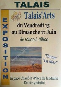Exposition de Talais'Arts
