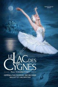 Le Lac des Cygnes / Arkéa Arena