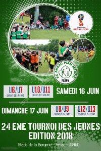 Tournoi Football des Jeunes 2018