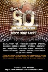 Best Of 80 - Disco Funk Party / Arkéa Arena